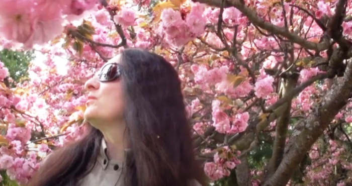 Наталія Горщар у «Весняному блюзі»