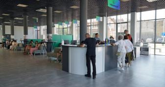 В Мукачеві відкрито перший  на Закарпатті Дія Центр