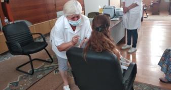 В Мукачеві відкрили центр масової вакцинації
