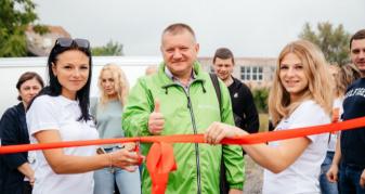 Власники квартир у ЖК «9 район» у Мукачеві отримали ключі від нових помешкань