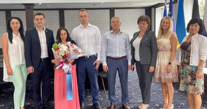 Голова Мукачівської РДА вручив нагороди Матерям-героїням
