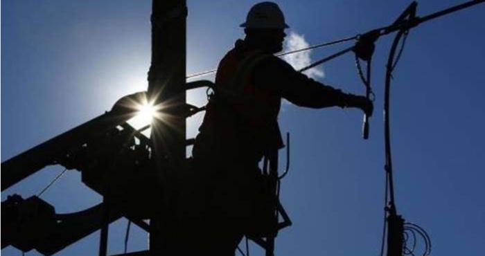 «Закарпаттяобленерго» працюють у районах, де нема світла через буревій