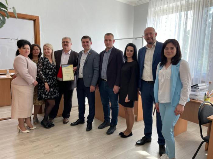 Цнап Свалявська громада